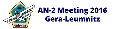 AN-2 Meeting Gera 2016